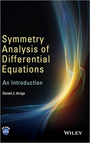 Symmetry Analysis of Differential Equations: An Introduction