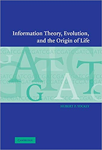Information Theory, Evolution, and the Origin of Life Ed 2