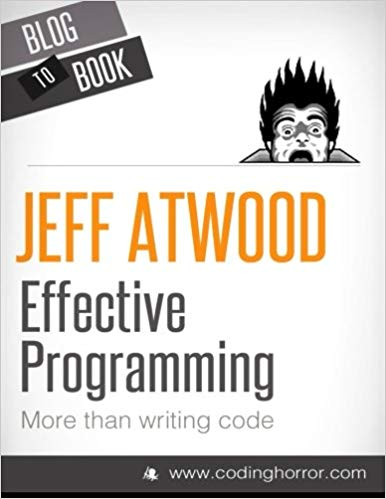 Effective Programming: More Than Writing Code, EPUB, MOBI