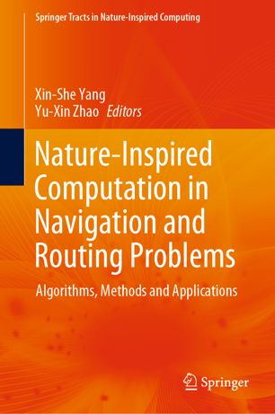 Nature Inspired Computation in Navigation and Routing Problems: Algorithms, Methods and Applications