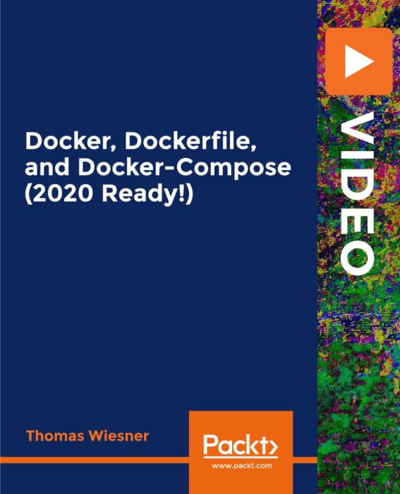 Download Docker, Dockerfile, And Docker-Compose (2020