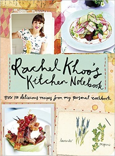 Rachel Khoo's Kitchen Notebook: Over 100 Delicious Recipes from My Personal Cookbook [True EPUB]