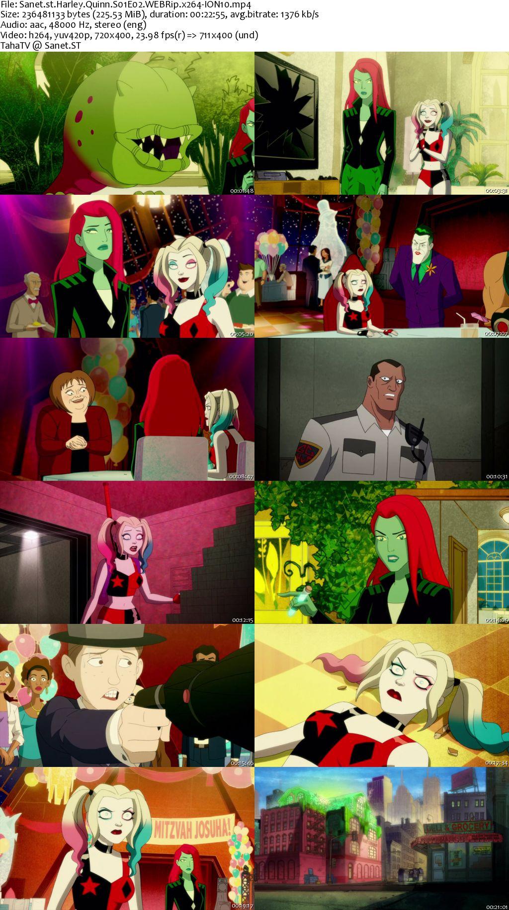 Download Harley Quinn S01 720p x265-MeGusta - SoftArchive