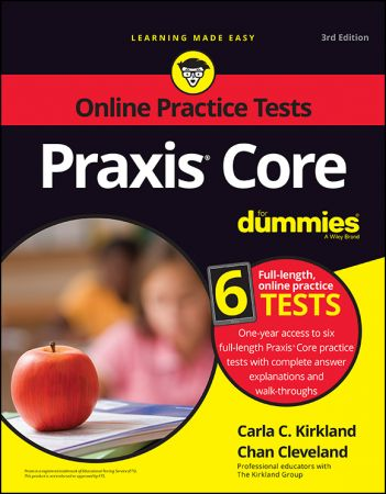 Praxis Core For Dummies, 3rd Edition
