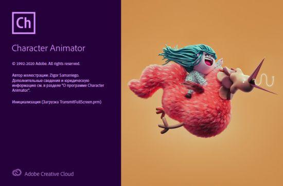 Adobe Character Animator 2020 3.2.0.65 (x64) Multilingual