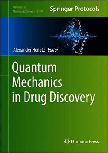 Quantum Mechanics in Drug Discovery