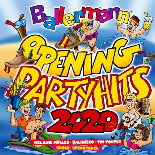 Ballermann Opening Party Hits 2020 (2020