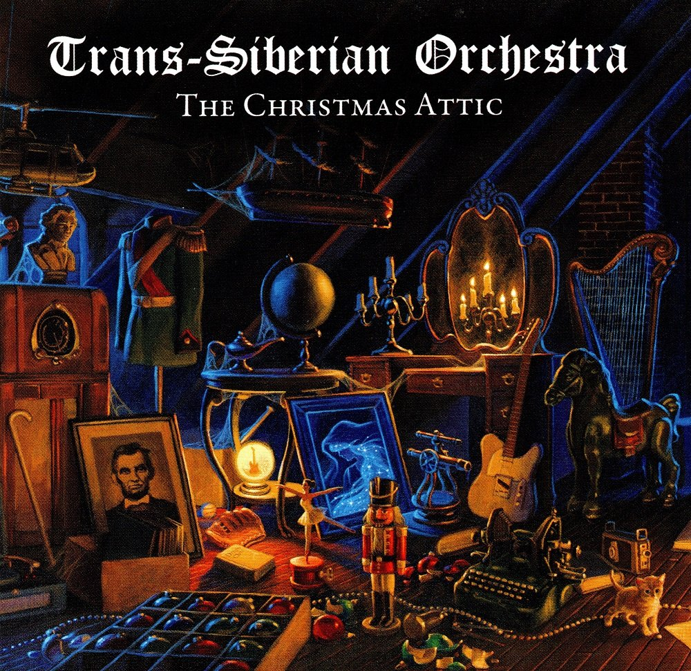 Download Trans-Siberian Orchestra - The Christmas Attic (20th Anniversary Edition) (1998/2018 ...