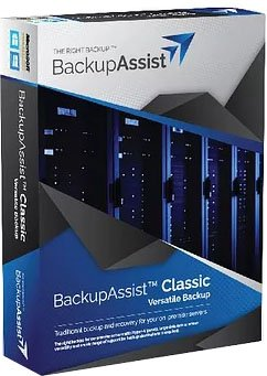 BackupAssist Desktop 10.5.2