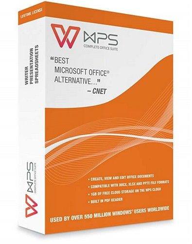 WPS Office 2019 v11.2.0.9169 Multilingual