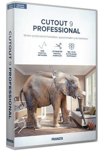 Franzis CutOut 9 professional 9.0.0.1 Multilingual Portable