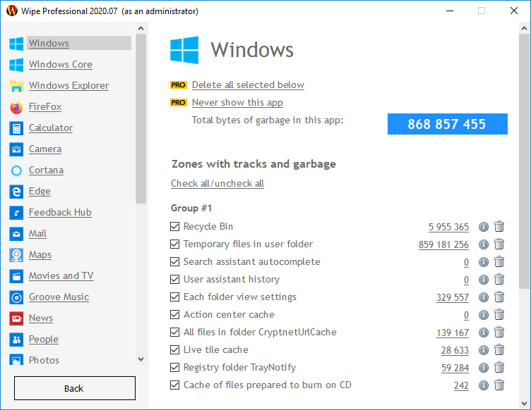 Wipe Pro v2020.11 [Multilenguaje] [UL.IO] DimolSYsPH5Q2cjf538OmzdZv9LSDH5Q