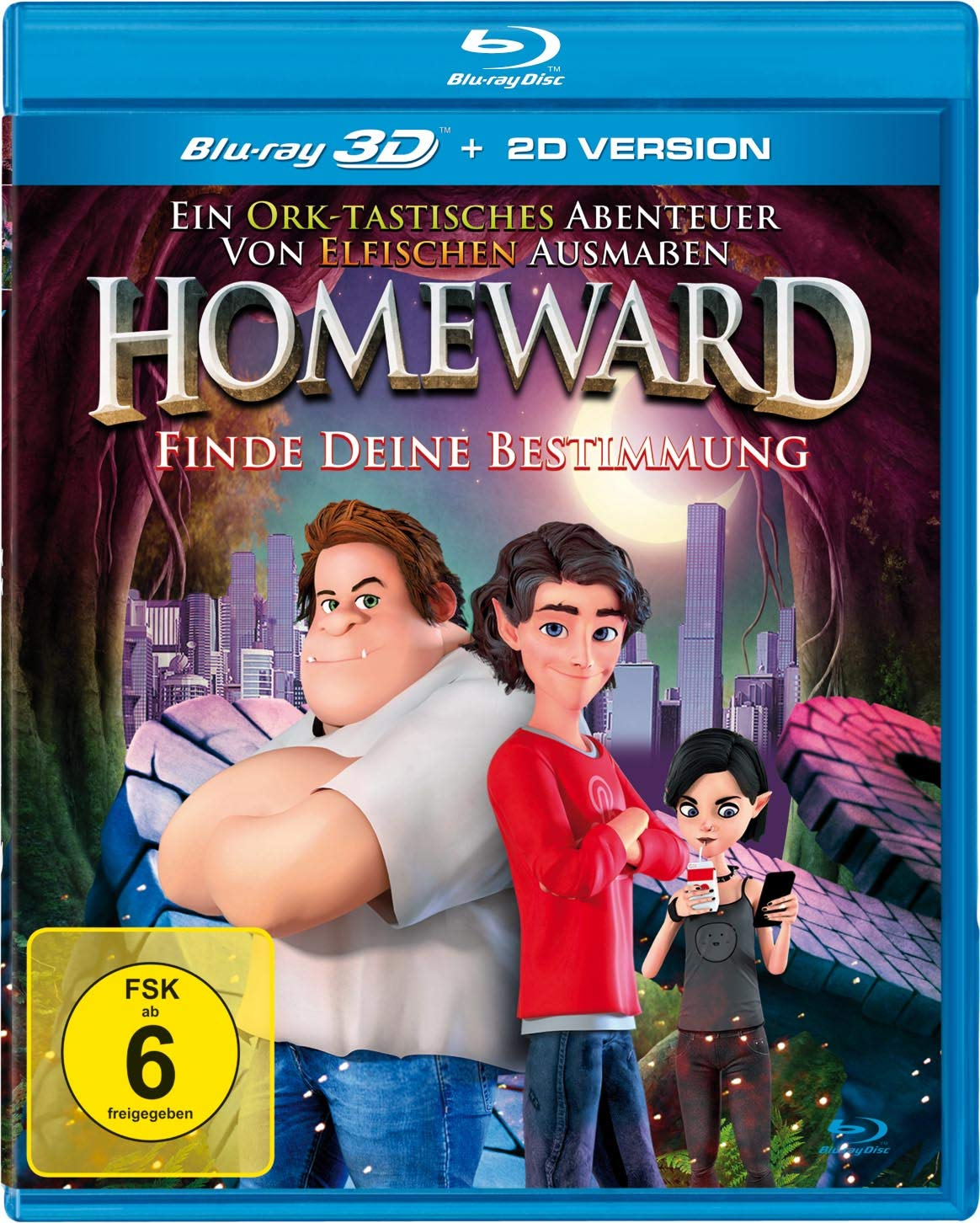 Download Homeward 2020 BRRip XviD AC3-EVO - SoftArchive