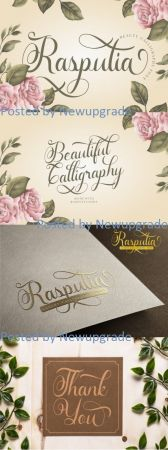 Rasputia Font