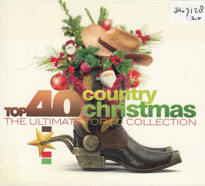 Download VA - Top 40 Country Christmas (2017) - SoftArchive