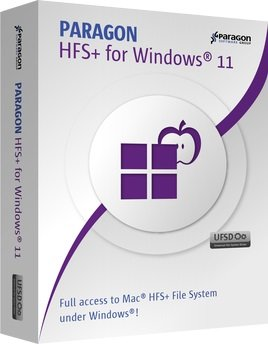 Paragon HFS+ for Windows 11.3.221 Multilingual