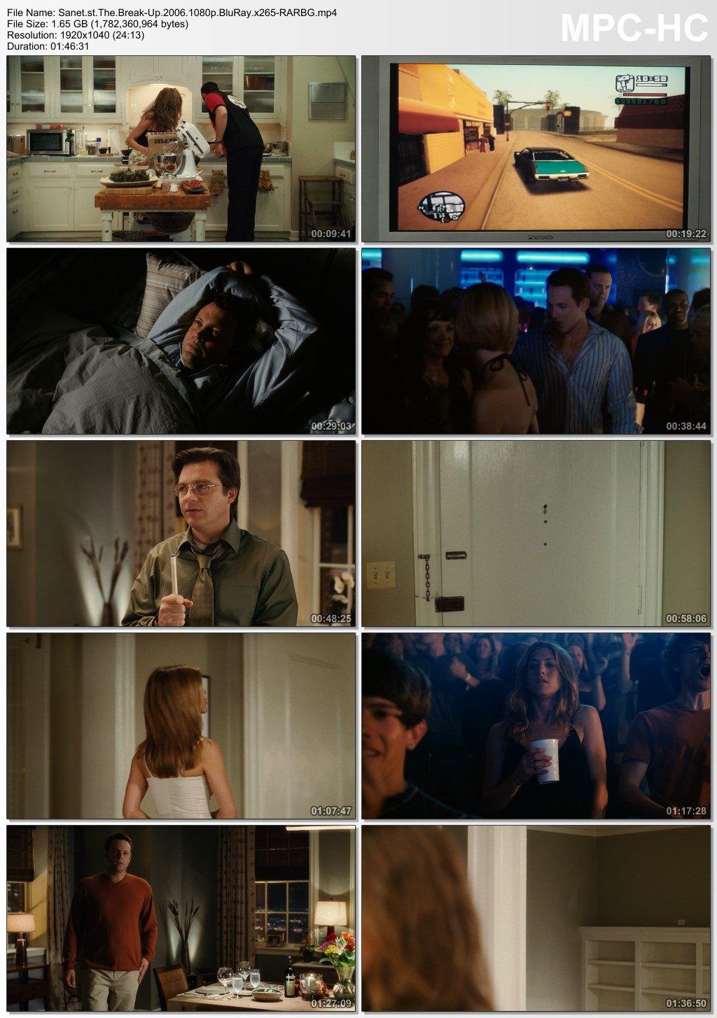 Download The Break Up 2006 1080p Bluray X265 Rarbg Softarchive