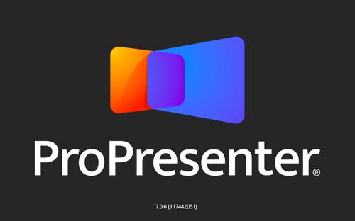 ProPresenter 7.0.6 (117442051)