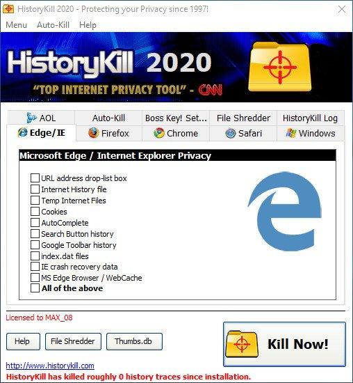 HistoryKill 2020.0.1