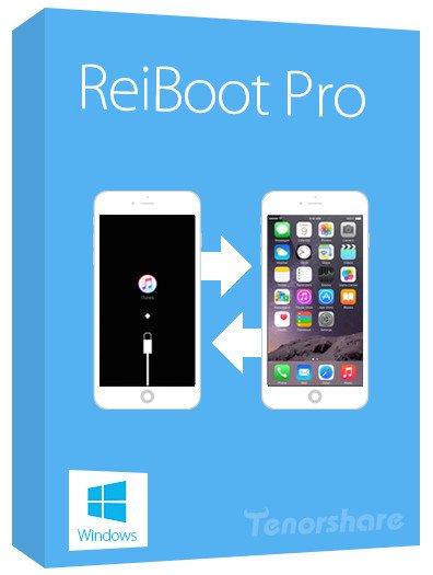 Tenorshare ReiBoot Pro 8.1.3.6 Multilingual + Keygen