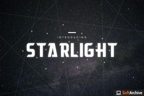 Starlight Cool Font