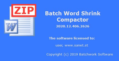 Batch Word Shrink Compactor 2020.12.620.2647