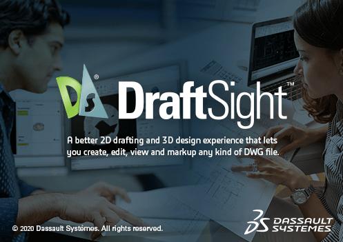 Dassault Systemes DraftSight Enterprise Plus 2020 SP1 (x64)