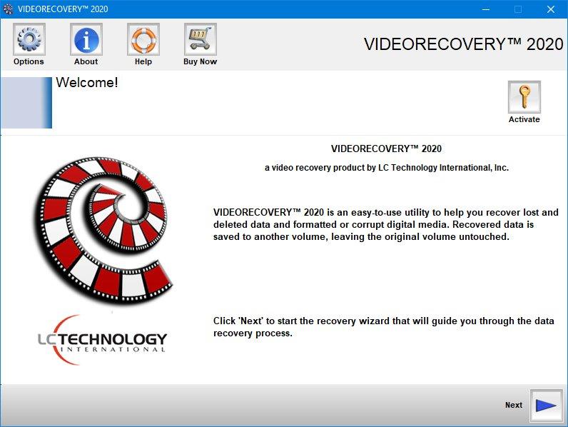 LC Technology VIDEORECOVERY 2020 v5.2.2.1 [Multilenguaje] [UL.IO 7XTY2d7hh4bLtN8PbK0uOwuF3ySkHPIr