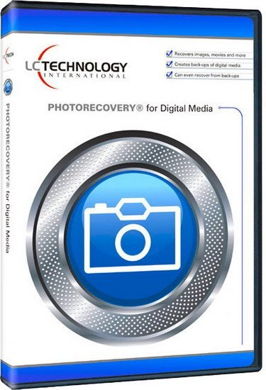 LC Technology PHOTORECOVERY Professional 2020 5.2.2.1 Multilingual