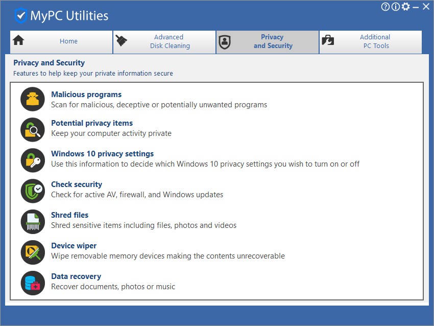MyPC Utilities 7.0.1 [Optimiza windows] [Ingles] [UL.IO] OFjdXakqNXRTjACAEAiEGBp2ecCbVEQi
