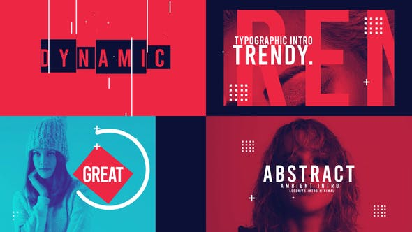 Videohive - Abstract Ambient Intro - 26569756 - After Effects Project Files
