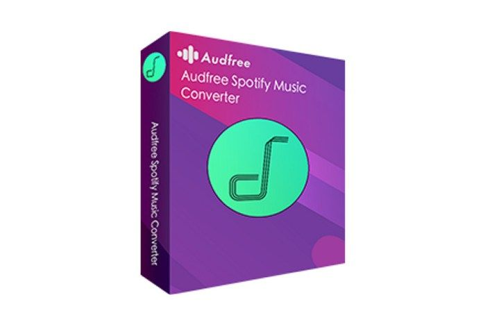 Portable AudFree Spotify Music Converter 1.5.0.286