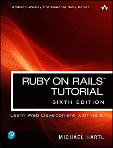 скачать Ruby on Rails Tutorial, 6th Edition бесплатно