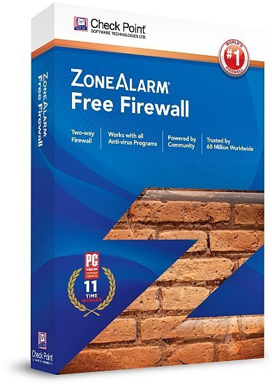 ZoneAlarm Free Firewall 15.8.109.18436