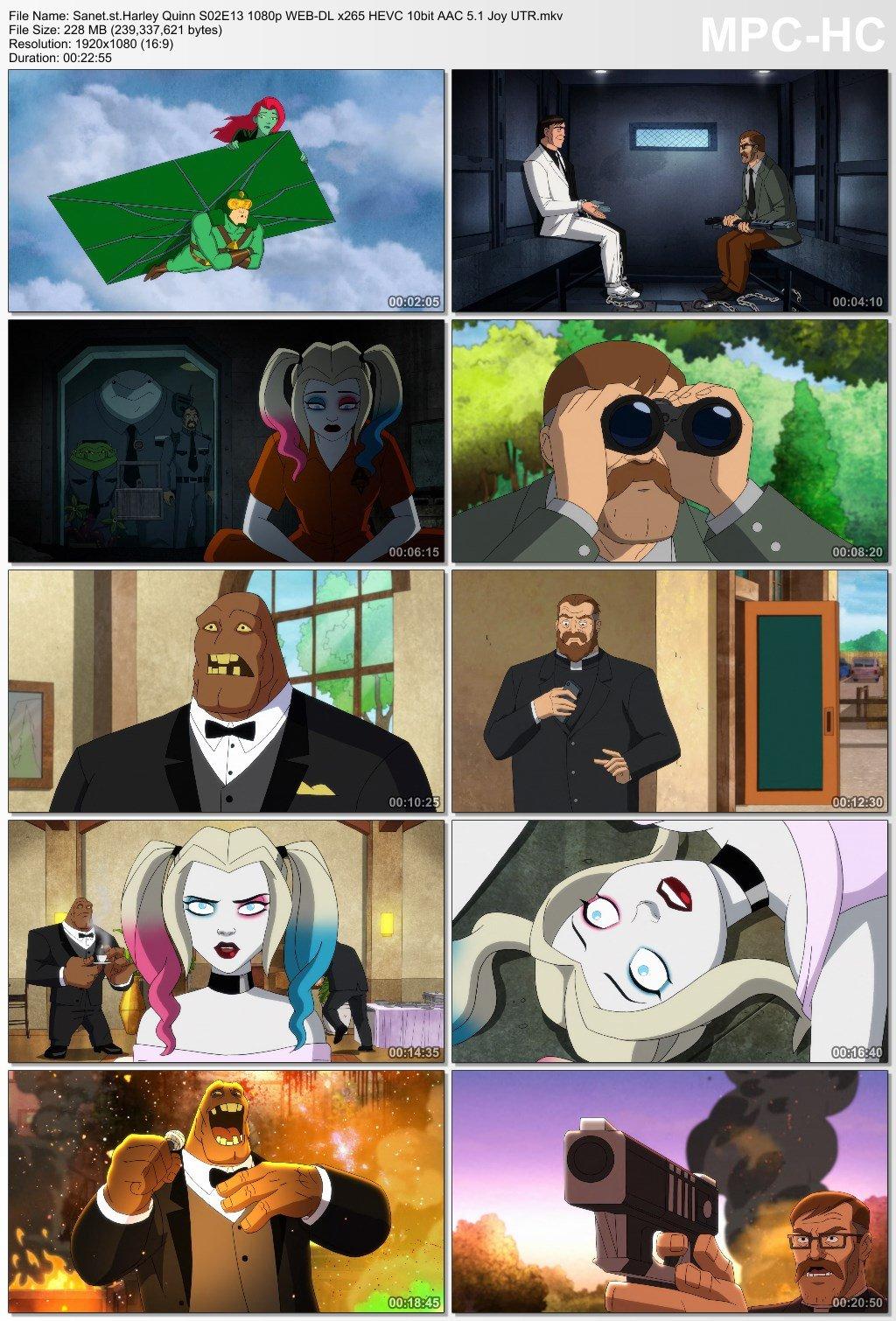 Download Harley Quinn S02E04 (1080p WEB-DL x265 HEVC 10bit