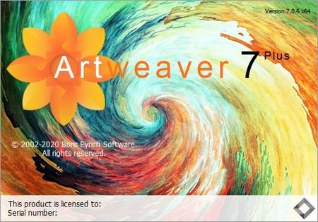 Artweaver Plus 7.0.10.15548 (x64) Loader