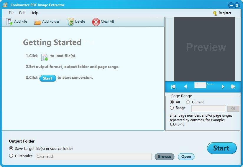 Coolmuster PDF Image Extractor 2.1.4 Multilingual