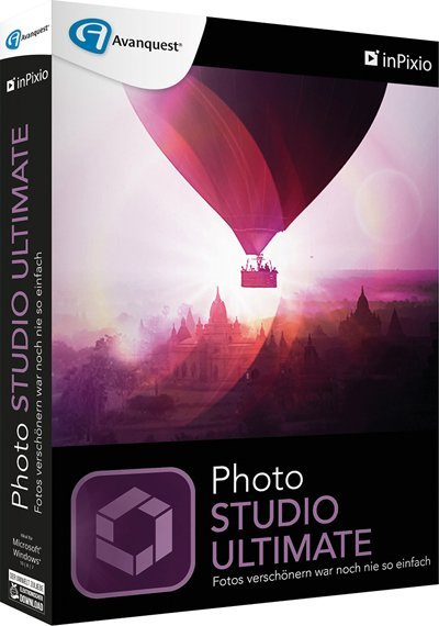 InPixio Photo Studio Ultimate Portable