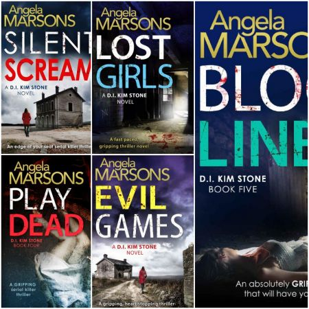 D.I. Kim Stone series by Angela Marsons