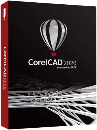 CorelCAD 2020.5 Build 20.1.1.2024 Multilingual