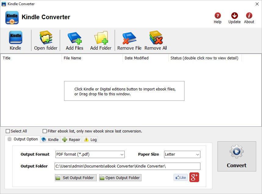 Kindle Converter 3.20.601.386 [convierte fácilmente libros electrónicos] ZK43q9R5s7qfdbUYLaIKZKQ4xEsCNn0f