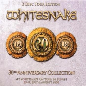 Whitesnake   30th Anniversary Collection [3CDs] (2008) MP3