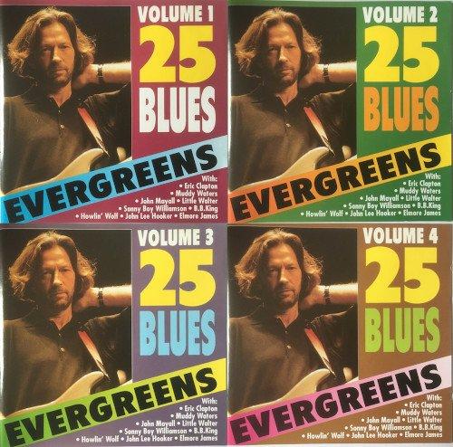 VA   25 Blues Evergreens [Vol 1   4] (1991)