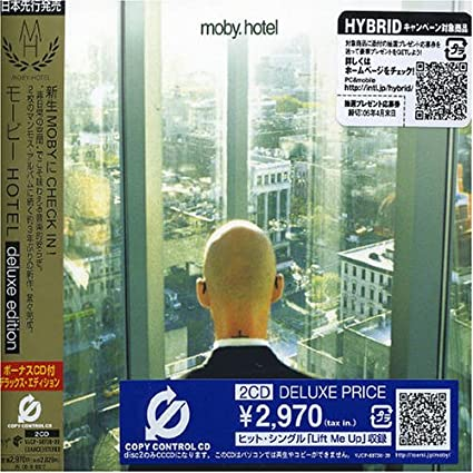 Moby   Hotel [Deluxe Edition] (2005)