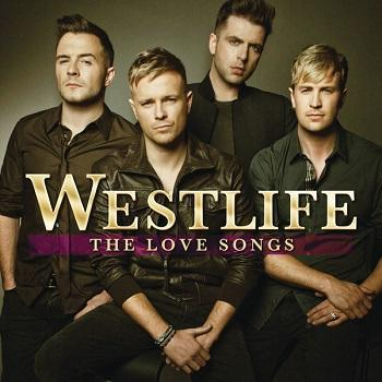 Westlife ‎- The Love Songs (2014)