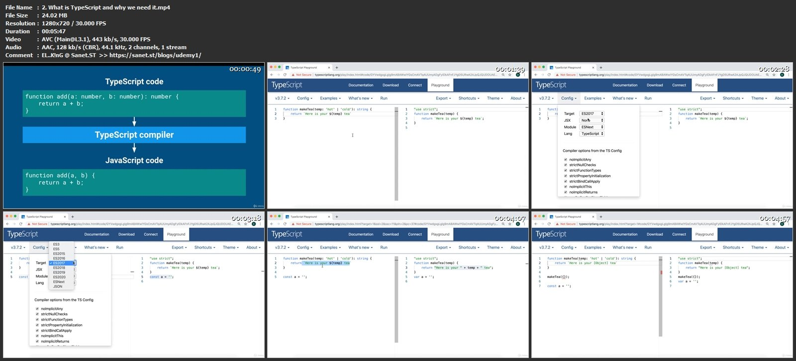 Download Using TypeScript with React - SoftArchive