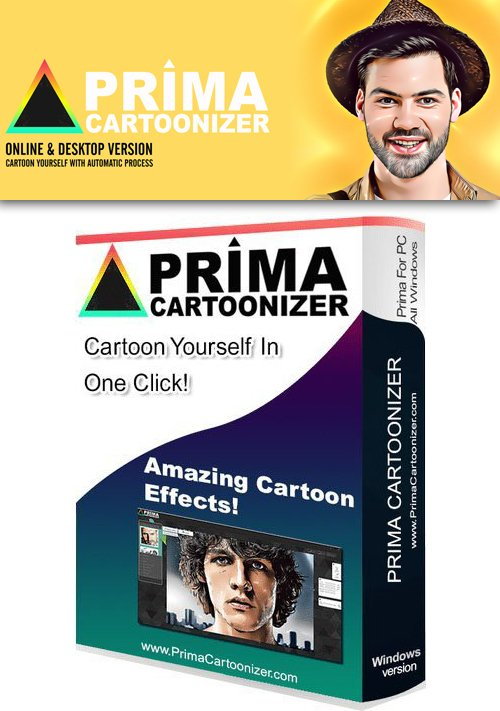 Prima Cartoonizer 1.6.5 Portable