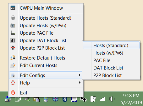 Combined Windows Privacy Utilities 1.7.7