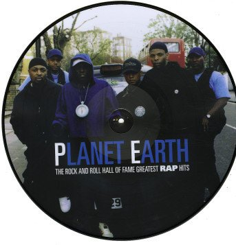Public Enemy ‎- Planet Earth (The Rock And Roll Hall Of Fame Greatest Rap Hits) (2013)
