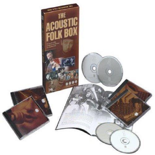 VA   The Acoustic Folk Box [4CD Box Set] (2002) MP3